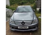 Mercedes c200 sport CDi A for sale mot April