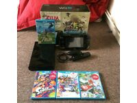 Nintendo Wii U - Legend of Zelda, Wind Waker limited edition bundle