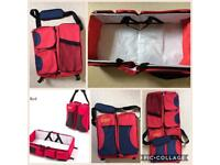 Change bag/Travel cot