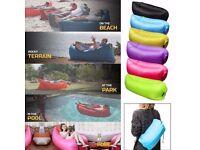 Wholesale / Bulk / Trend Inflatable Beach Lounger Air Beds -Lightweight, Durable, Portable Beach Bed