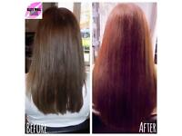 Hair Extensions - Essex, Hertfordshire and London - mobile and Home based