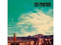 Noel Gallagher x 2 tickets 27 April Wembley