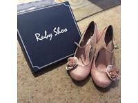 Ruby Shoo Emily Size 6