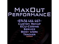 MaxOut Remap London - Performance Remaps & More (North West London)