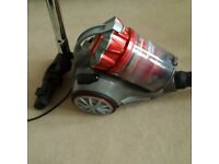 Bissell Powerglide bagless hoover or vacuum cleaner 1 month old pristine condition