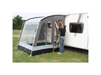 Kampa Rally 200 Caravan Porch Awning - Immaculate Condition