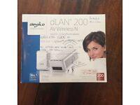 dLAN 200 AV Wireless N Started Kit