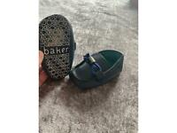 Baker baby crib shoes