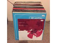 Job lot of 88 Drum and Bass Vinyl Records *FULL LIST IN PICS