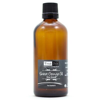 50ml Sweet Orange Pure Essential Oil