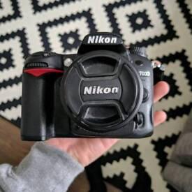 Nikon d7000 plus lenses