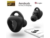 Wireless Earbuds LiteXim Aerobuds True Wireless Earbuds Bluetooth Earbuds w/Mic - AMAZON £49.99