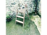 small Wooden Steps