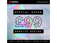 ***SPECIAL OFFER*** Websites That Sell £99!!!
