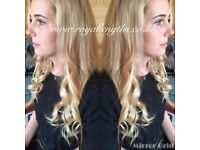 BESPOKE MOBILE HAIR EXTENSIONS SERVICES