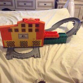 Thomas the tank take n play diesel works