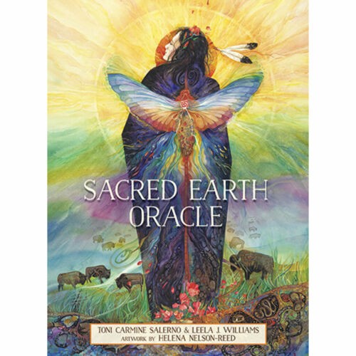 Sacred Earth Oracle Cards NEW Deck and Book Set by US Games