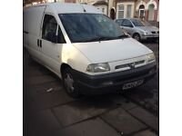 Peugeot Expert van **LOW MILEAGE ** SPARES OR REPAIRS**