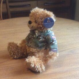 Hero the Bear