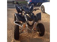Quadzilla 320 CVT Quad Bike
