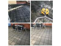 Jet washing. Driveway cleaning patio cleaning Driveways Grass Cutting Window Cleaning