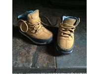 Boys Timberlands