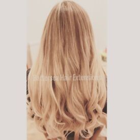 Hair Extensions South West London TAPE, MICRO RING, FUSION BONDS by BATTERSEA HAIR EXTENSIONS