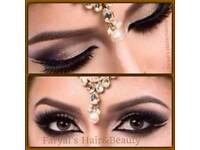 Faryal's Hair & Beauty Professional Bridal Hair and Makeup Artist