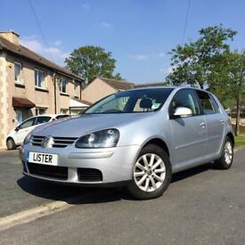 Golf mk5 match 1.9 tdi low mileage