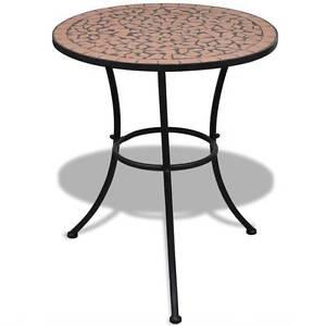Mosaic Table 60 cm Terracotta (SKU 41528) vidaXL Mount Kuring-gai Hornsby Area Preview