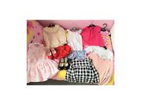 Girls Clothes & Shoes