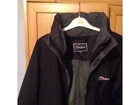 Berghaus AQ2 Mens large Jacket