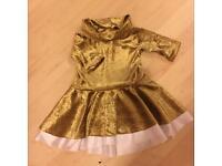Handmade girls top/dress