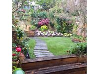 Gardener Required For North London Garden Services Company