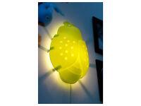 IKEA BUG WALL LIGHT