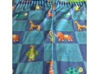 Children's bedroom/nursery curtains