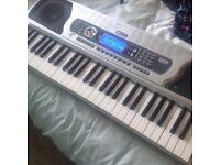 Full size keyboard