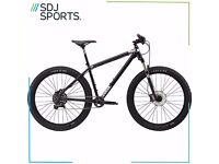 """Charge Cooker 4 Midi Black 27+ Plus 19"""" Mountain Bike with manufacturer warranty"""
