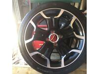 Citroen DS3 Alloy Wheel & tyre