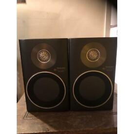 Technics SB-F2MK2 speakers