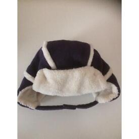 M&S Hat 6-12 Month
