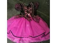 Stunning dress up dress age 5