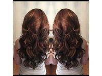 Mobile hairdresser- bridal hair, great lengths extensions, Yuko straightening, colourist,Glasgow
