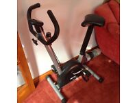 Pro fitness exercise bike. Hardly used. Great buy at price!