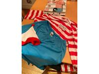 Where's Wally dress up costume for men
