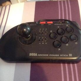 Sega megadrive arcade sticks