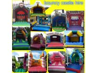 bouncy castles hire onlu