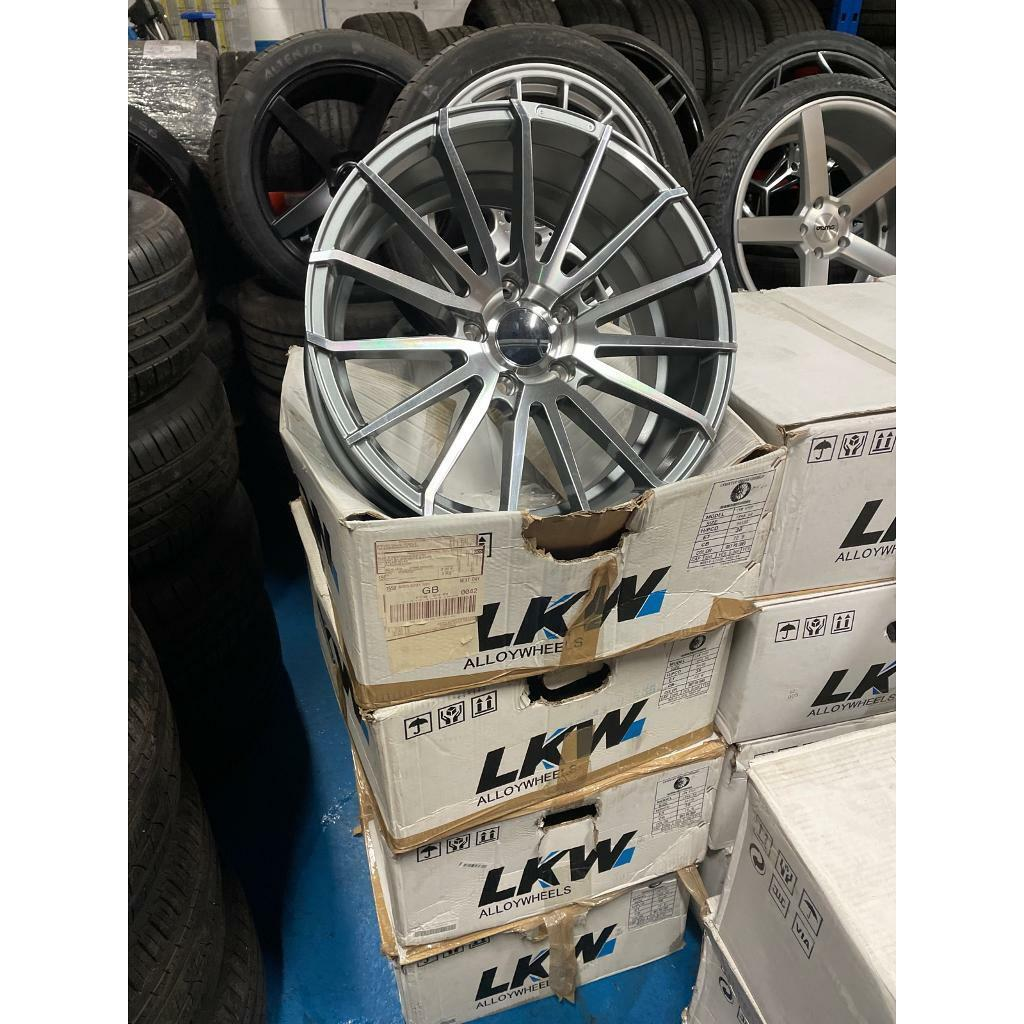 18 Alloy Wheels Alloys Rims Tyres Bmw 1 2 3 4 Mini 5x120 Vauxhall Insignia In Nottingham Nottinghamshire Gumtree