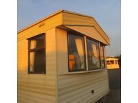 Static caravan 35x10 good condtion A B I Arizona