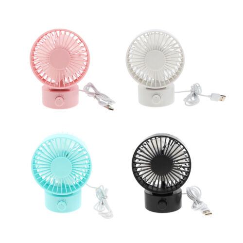 USB Handheld Fans Mini Portable Outdoor Fan Rechargeable Des